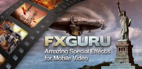 RECENSIONE: FXGURU rendi spettacolari i tuoi video | ToxNetLab's Blog | Scoop.it