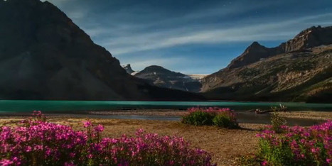Stunning Timelapse Of The Canadian Rockies | jacques bouniard | Scoop.it