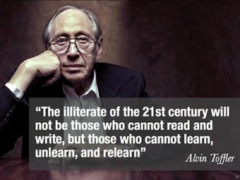 Figuring It Out: Creating the Conditions to Unlearn | iGeneration - 21st Century Education | Scoop.it