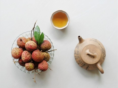 Lychee black tea From Guangdong China special herbal tea health care effectiveness Taste litchi Fruit aroma | Black Tea | Scoop.it