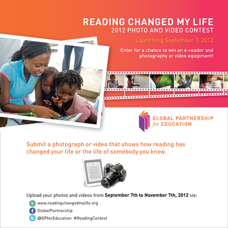 Reading Changed My Life: 2012 Photo and Video Contest - Uwezo | Kenya School Report - 21st Century Learning and Teaching | Scoop.it