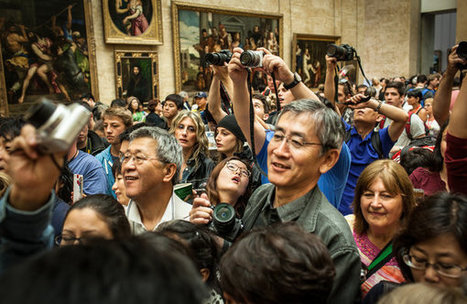 Museums Embrace Digital Offerings as Visitor Numbers Surge | Digital Collaboration and the 21st C. | Scoop.it