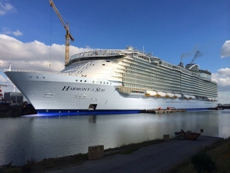It's The Biggest Cruise Ship Ever Built… Here's Some Surprises You'll Find Onboard. | itsyourbiz - Travel - Enjoy Life! | Scoop.it