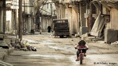 Syrie : chronologie d'une guerre | Dossier spécial | DW.DE | 18.09.2013 | Envoyé spécial en Syrie : à quel prix ? | Scoop.it