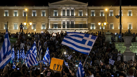 Greeks say 'no', but what's next? | Global politics | Scoop.it