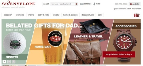 Curation for E-Commerce Creates a More Compelling User Experience: Examples at Work | Content Curation World | Scoop.it