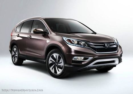 2017 Honda CR-V redesign, price | Newest Sports Cars | New Cars Release | Scoop.it