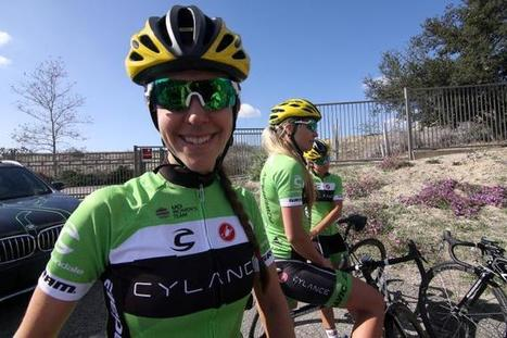 Bertine recovering in hospital from crash at Vuelta Feminil Internacional | Cyclingnews.com | Pro Cycling Scoopit | Scoop.it