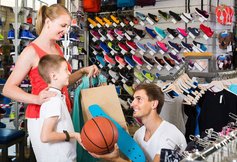 La marche à suivre pour ouvrir un magasin de sport | Création d'entreprise et business plan | Scoop.it