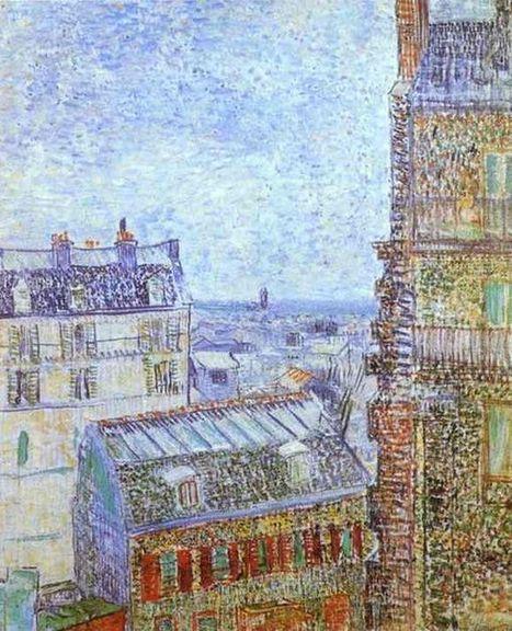 Paris en peinture | Arts et FLE | Scoop.it