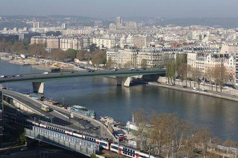 Paris : avec les voies sur berge piétonnes, un air plus respirable ? | Planete DDurable | Scoop.it