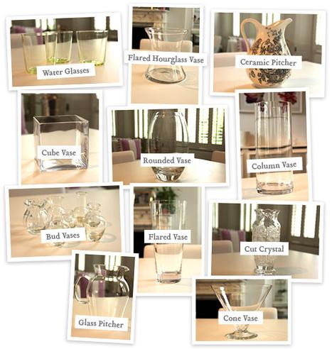 Flower arranging by vase | goop.com | cupcake maniac | Scoop.it