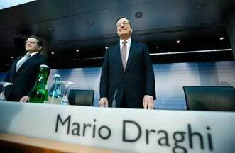 Draghi seen pausing in signal of nascent euro area recovery - Kathimerini | MONETARY POLICY in BIG DATA era | Scoop.it