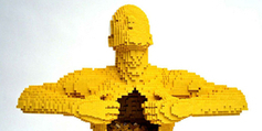 The Art of the Brick : l'expo 100% Lego à voir à Bruxelles - Francetv info   Lego is not a game... not only   Scoop.it