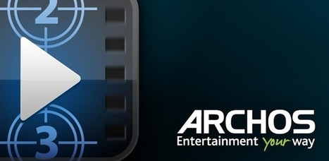 Archos Video Player - Android Apps on Google Play | Android Apps | Scoop.it