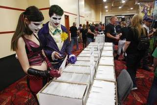 Never fear! Digital comics aren't phasing out paper comic books - Las Vegas Sun | eBook News & Reviews | Scoop.it