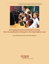 Developing Assessments of Deeper Learning: The Costs and Benefits of Using Tests that Help Students Learn | CCSS News Curated by Core2Class | Scoop.it