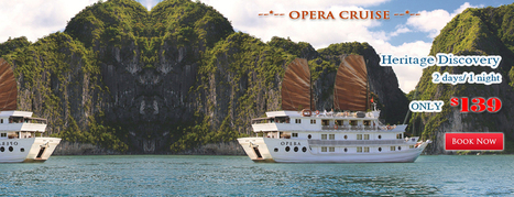Halong Bay Cruises | Inspire Your Halong Bay Journey | Halong Bay Tours | Scoop.it
