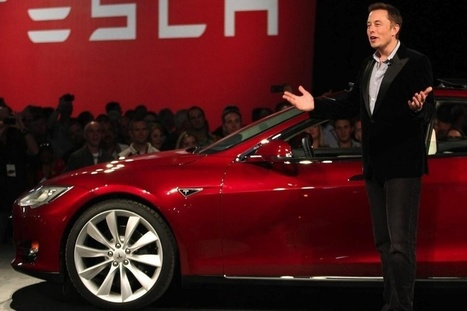 Is BMW in collaboration with Tesla? 'Nein,' says German automaker | Collaborate | Scoop.it