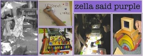 zella said purple | Early Years Education | Scoop.it