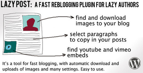 Lazy Post Plugin Download | Social media | Scoop.it