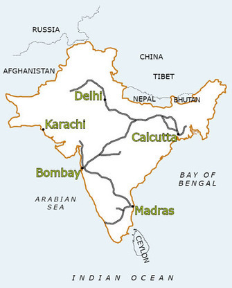 World History For Us All: Big Era 7 | Year 9 History: India 1750 – 1918 | Scoop.it