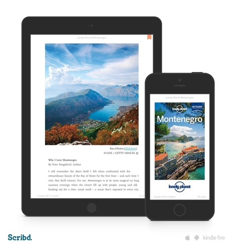 Scribd's Subscription E-Book Service Moves Into Travel With The Full Lonely Planet Library - TheInternetVision.com | Digital-News on Scoop.it today | Scoop.it
