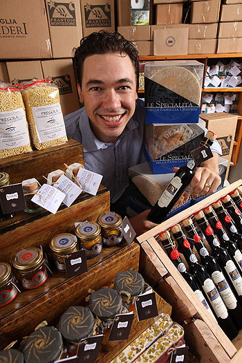 Le Marche food and innovation a recipe for success for UQ business graduate in Australia | Le Marche and Food | Scoop.it