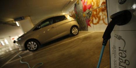 BMW, Ford et Audi vont développer un réseau européen de bornes électriques (comme Tesla)   Mobiles Idées   Scoop.it