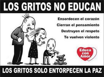 9 ALTERNATIVAS PARA EDUCAR SIN GRITOS | Artedutec! | Scoop.it