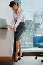 Sit or Stand? Strategies to Improve Workplace Health and Reduce Disease - Dynamic Chiropractic | Office Ergonomics | Scoop.it