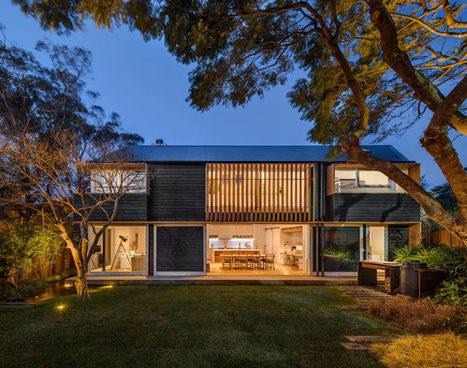 Dom v Sydney inšpirovaný farmárskym štýlom | Domácnosť a bývanie | Scoop.it