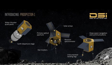 Deep Space Industries unveils first asteroid prospecting spacecraft - SpaceNews.com | Long Life | Scoop.it