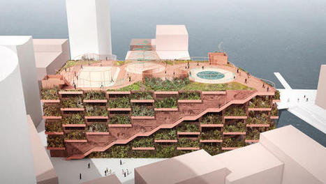 """""""Put A Park On It!"""" Says Copenhagen To Ugly Parking Garages 