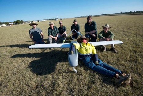 CanberraUAV Outback Challenge 2012 debrief - DIY Drones | The Robot Times | Scoop.it