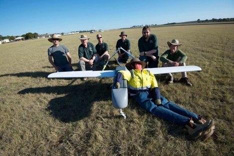 CanberraUAV Outback Challenge 2012 debrief - DIY Drones | The Robot Times | Scoop.it