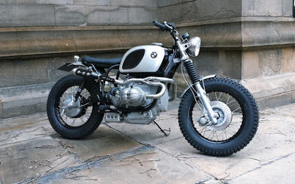 R80 by Down & Out | Cafe racers chronicles | Scoop.it