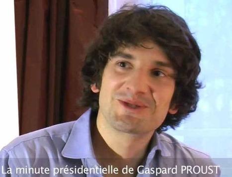 La minute présidentielle de Gaspard Proust - Femme Actuelle | Frederic Beigbeder | Scoop.it