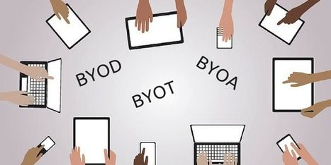 25 BYOD, BYOT and BYOA Tips and Resources for Educators | DisplayNote | Scoop.it