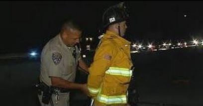 Cop Cuffs Firefighter Who Was Helping Crash Victims | Around the World | Scoop.it