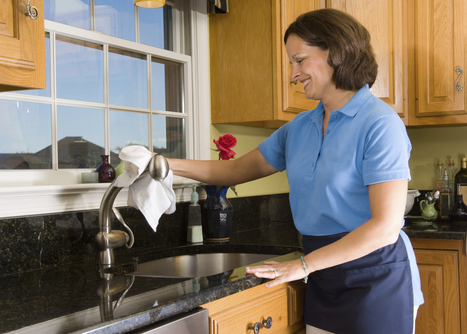 Why Should You Hire a Professional Maid Service Provider for Your Cleaning Chores | H Ruby's Cleaning Inc. | Scoop.it