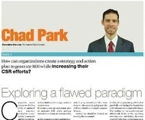 Exploring a Flawed Paradigm: Why Corporate Social Responsibility (CSR) is not enough | The Great Transition | Scoop.it