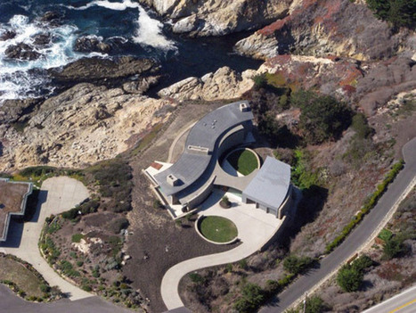 Fluid Otter Cove Residence Overlooking the Ocean in California | Design | News, E-learning, Architecture of the future at news.arcilook.com | Architecture | Scoop.it