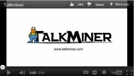 Talk Miner - Search the Contents of Video Lessons | Eclectic Technology | Scoop.it