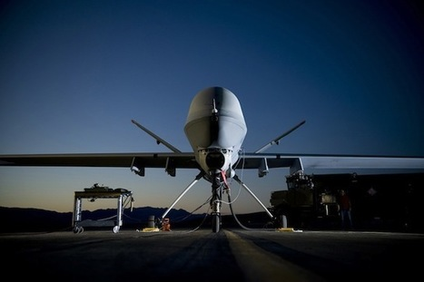 Oops! Air Force Drones Can Now (Accidentally) Spy on You | Pierre Paperon amusant ! | Scoop.it