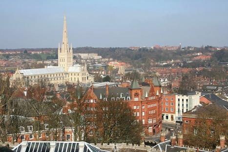 Norwich travel guide for budget travelers : Budget Travel Adventures | Passport Adventure | Scoop.it