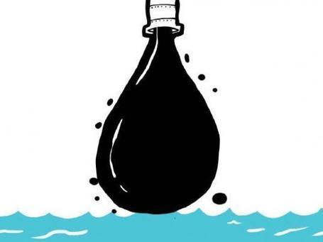 Any oil to spare? Throw it in the Nile, no one will notice or care   Égypt-actus   Scoop.it