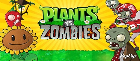 Plants vs. Zombies™ 2 v2.1.1 [Unlimited Coins/Gems] | Android Apps and Games Download | Scoop.it