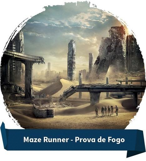 Maze Runner - Prova de Fogo | Críticos de Coisa Nenhuma | Ficção científica literária | Scoop.it