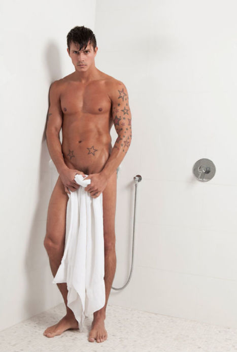 "Kenny Braasch for Dominus Magazine ""Clean Slate"" by Michael Dar | Male Model | Scoop.it"